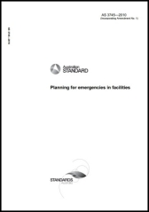 AS 3745-2010 Planning for emergencies in facilities