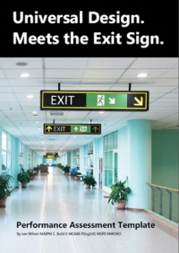 Universal Design Meets the Exit Sign Performance Assessment Cover.jpg